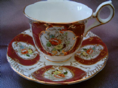 Radfords coffee cup & saucer